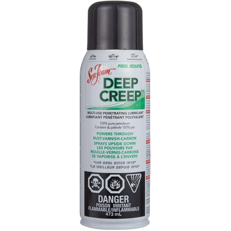 SEAFOAM:Deep Creep Multi-Purpose Lubricant - 12 oz