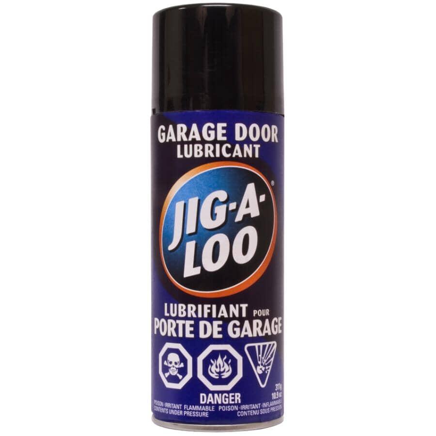JIG-A-LOO:Garage Door Lubricant - 10.9 oz
