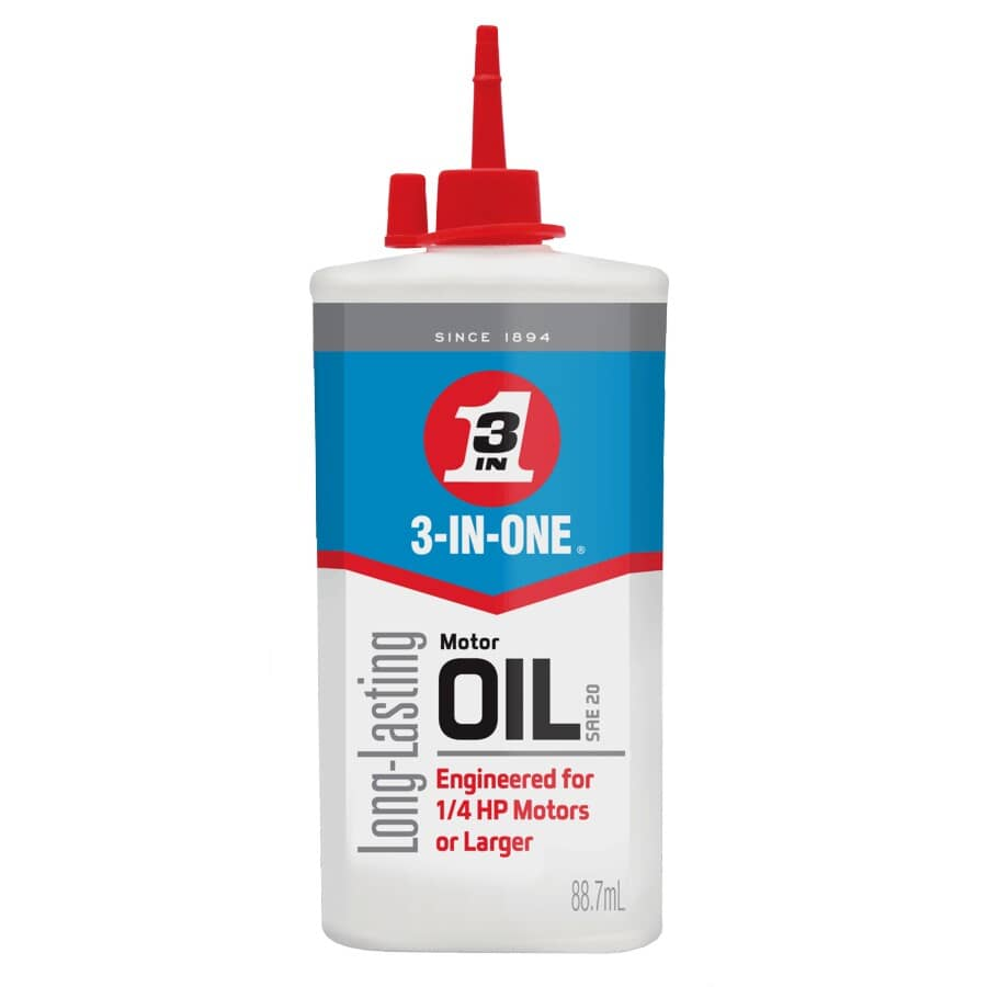3in1:Long-Lasting Motor Oil - 88.7 ml