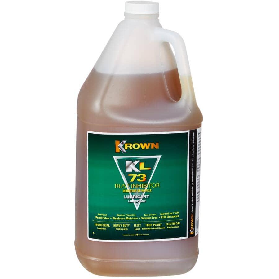 KROWN:Inhibiteur de rouille KL73, 4 L