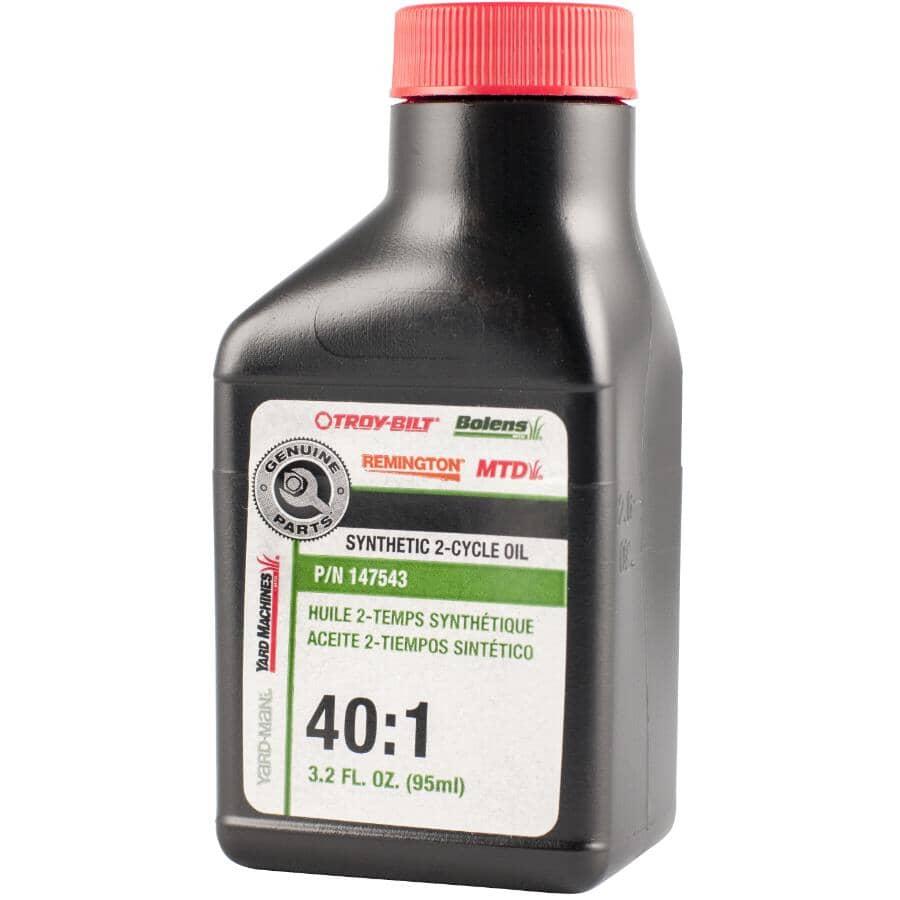 MTD:Genuine Parts 2 Cycle Oil - 40:1, 95 ml