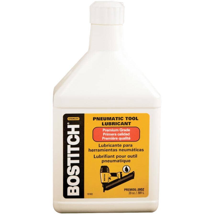 BOSTITCH:20oz Pneumatic Tool Oil