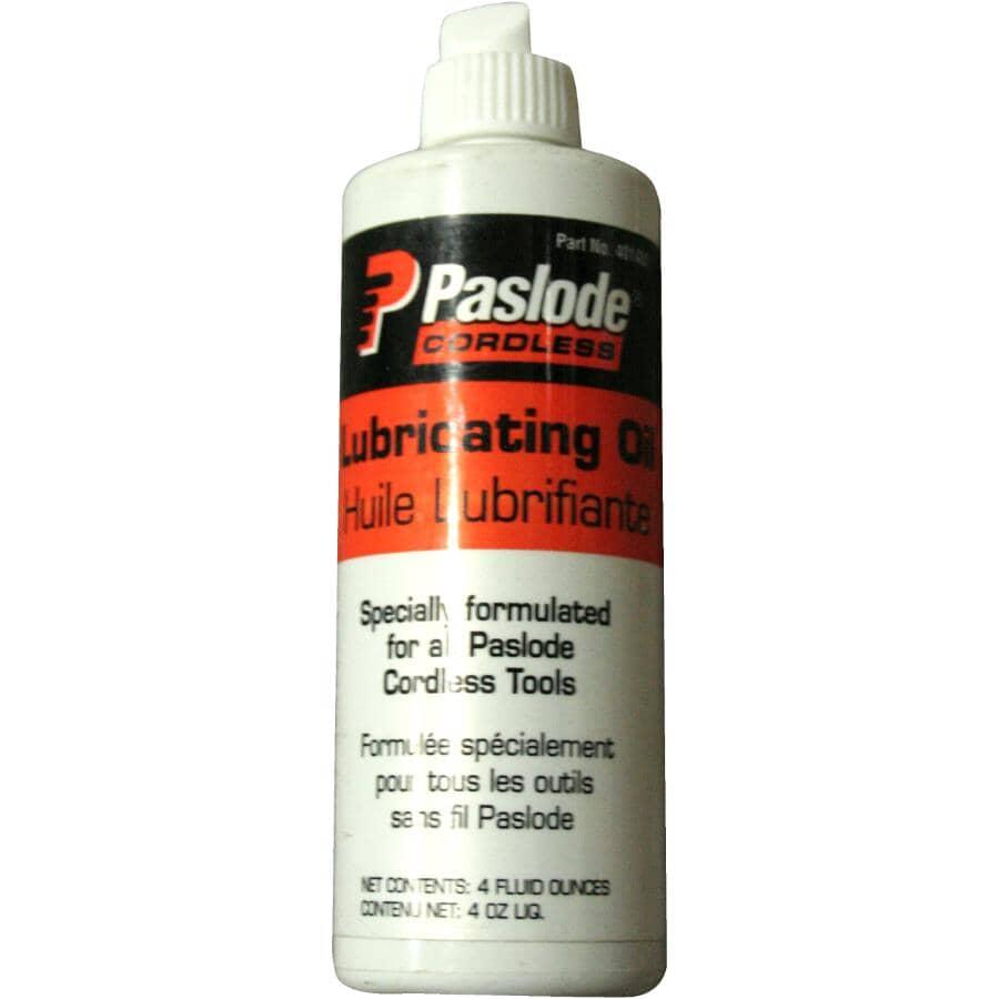 PASLODE:4oz Cordless Nailer Tool Oil