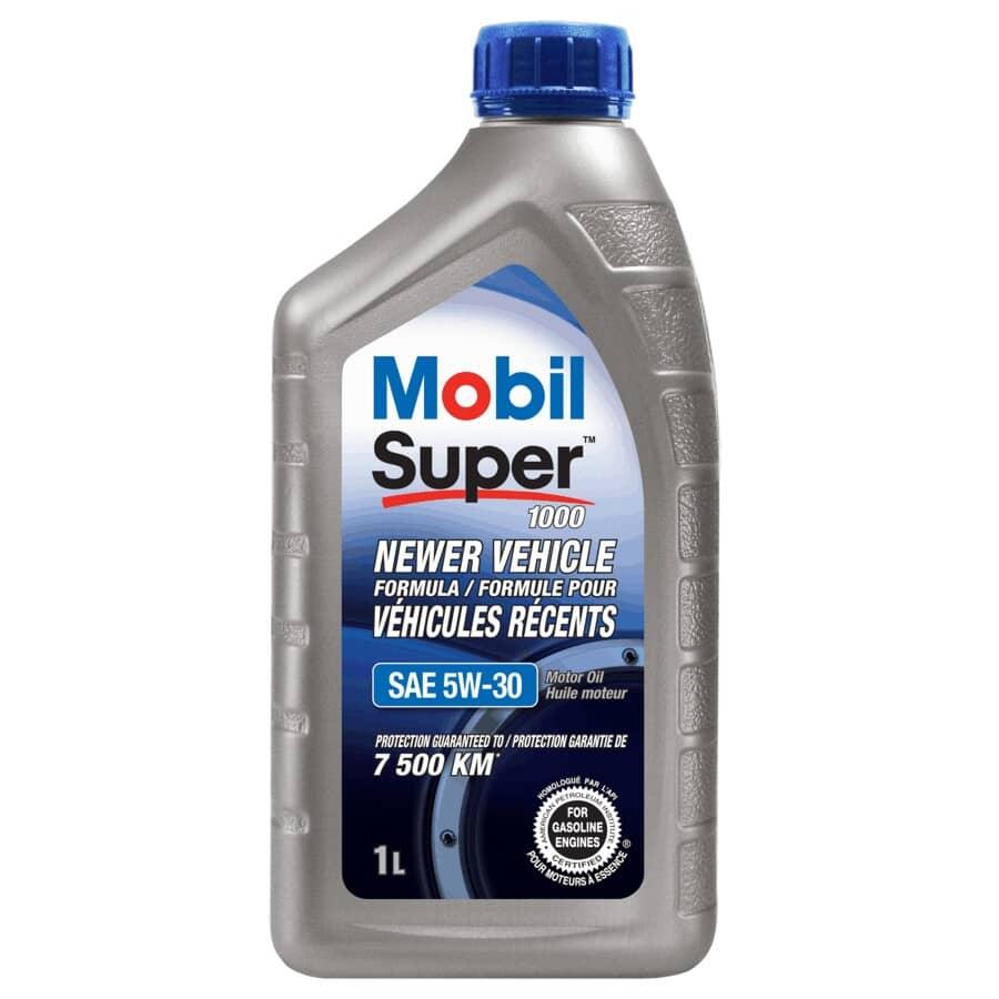 MOBIL SUPER:1000 5W30 Conventional Motor Oil - 1 L