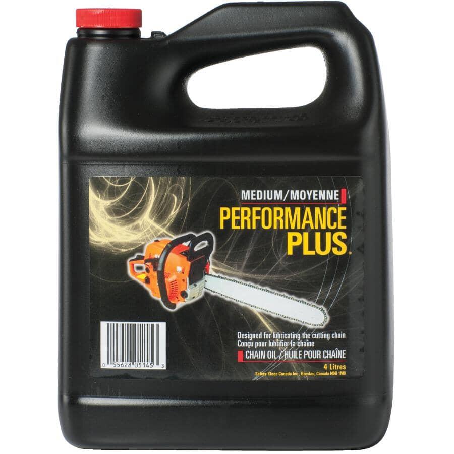 SAFETY-KLEEN:Performance Plus Medium Chain Oil - 4 L