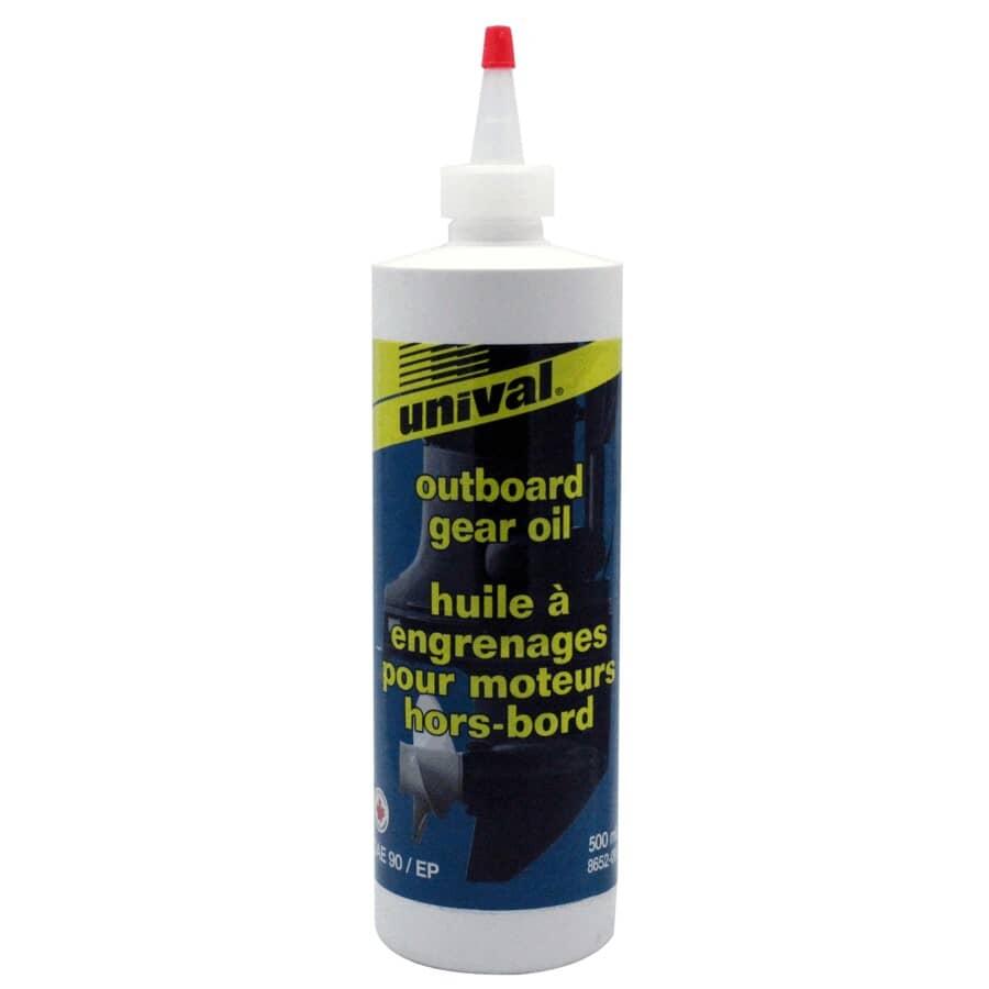UNIVAL:Outboard Gear Oil - 500 ml