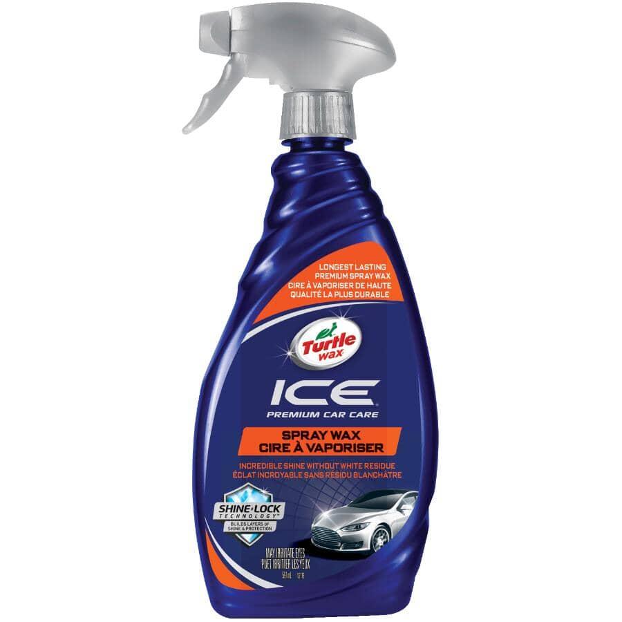 TURTLE WAX:Ice Spray Wax - 591 ml