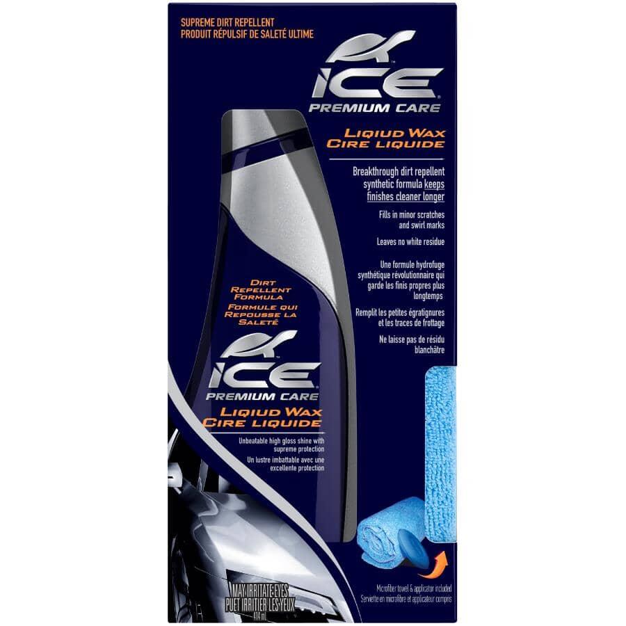 TURTLE WAX:Ice Liquid Wax - 414 ml