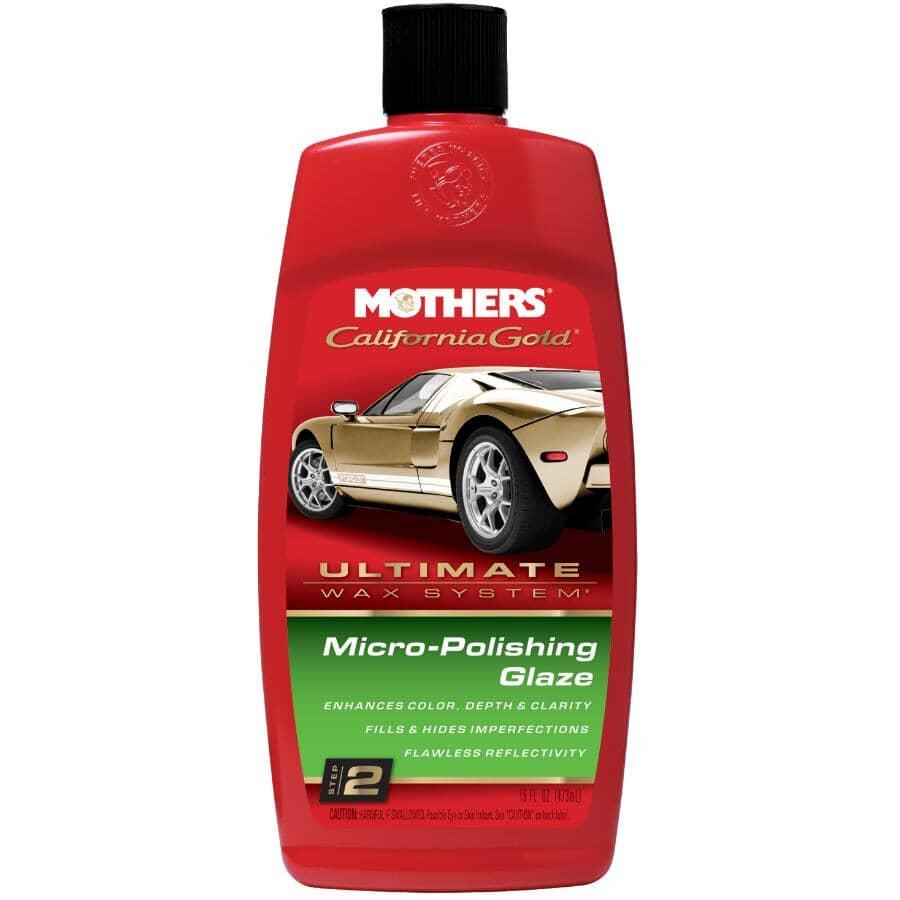 MOTHERS:California Gold Micro-Polishing Glaze - 473 ml