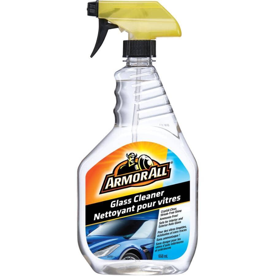 ARMOR ALL:Glass Cleaner Spray - 650 ml
