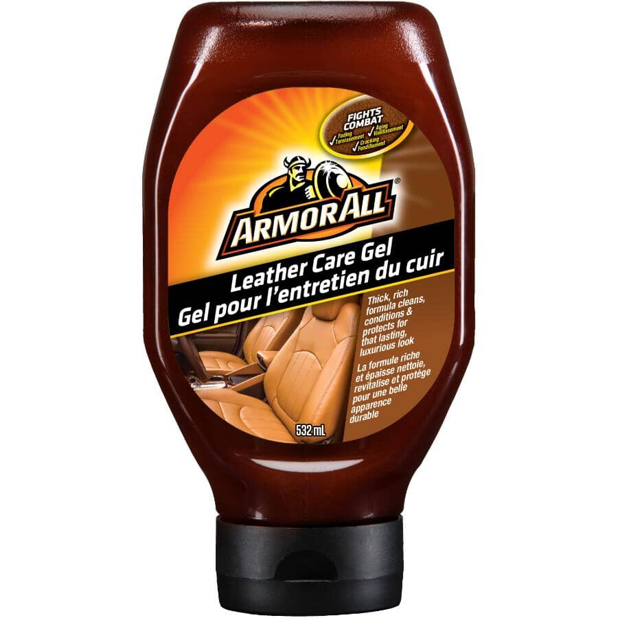 ARMOR ALL:Leather Care Gel Cleaner - 532 ml