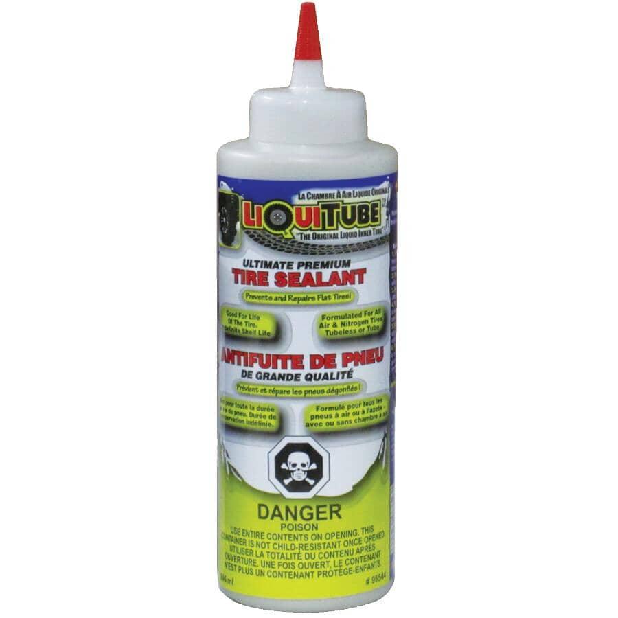 LIQUITUBE:Scellant pour pneu d'auto à usage intensif de première qualité, 946 ml