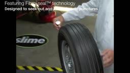 SLIME:Emergency Flat Tire Repair Sealant - 473 ml