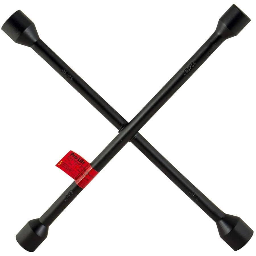 "PRO-LIFT:14"" SAE 4 Way Lug Wrench"