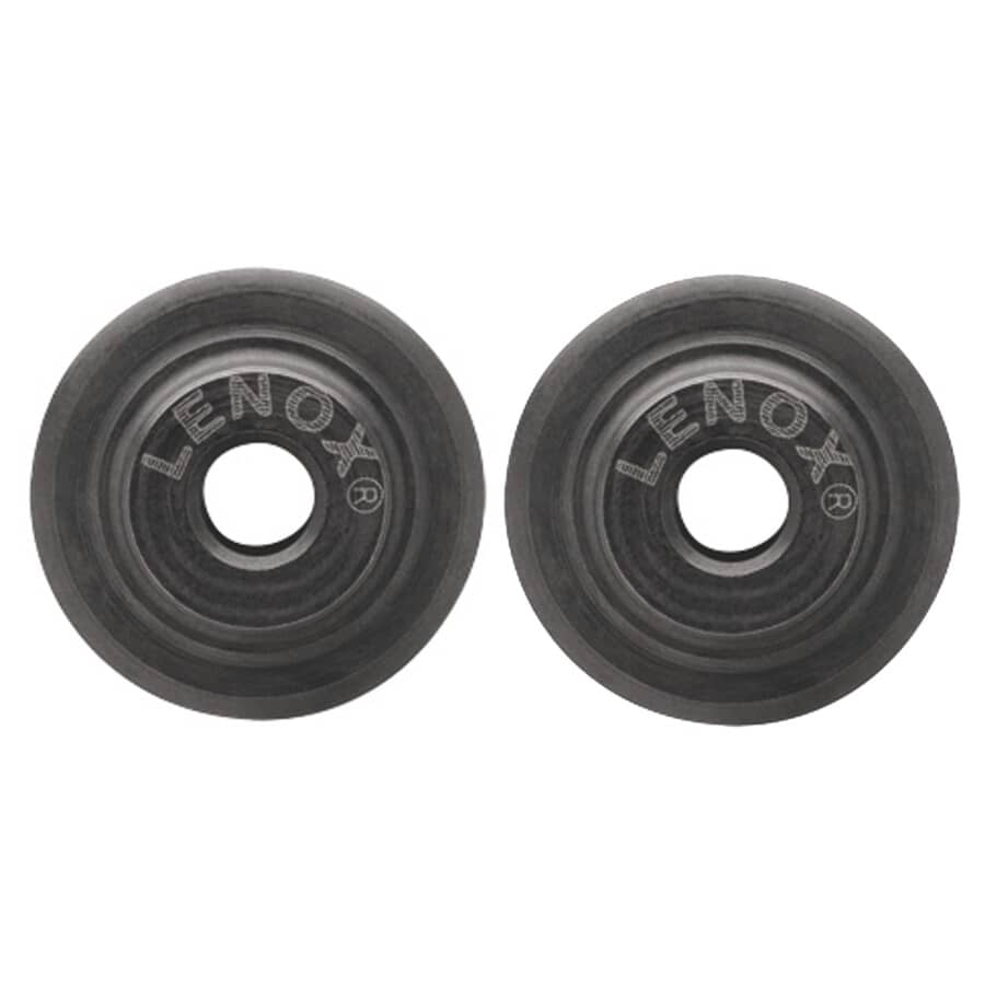 LENOX:2 Pack Cutting Wheels, for Pipe Cutter