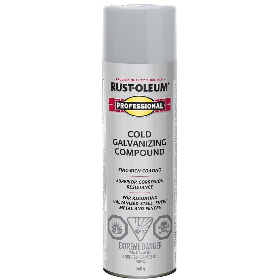 RUST-OLEUM:Professional Cold Galvanizing Compound - 568 g