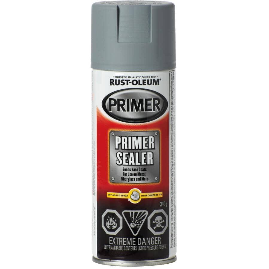 RUST-OLEUM:Primer Sealer - Grey, 340 g
