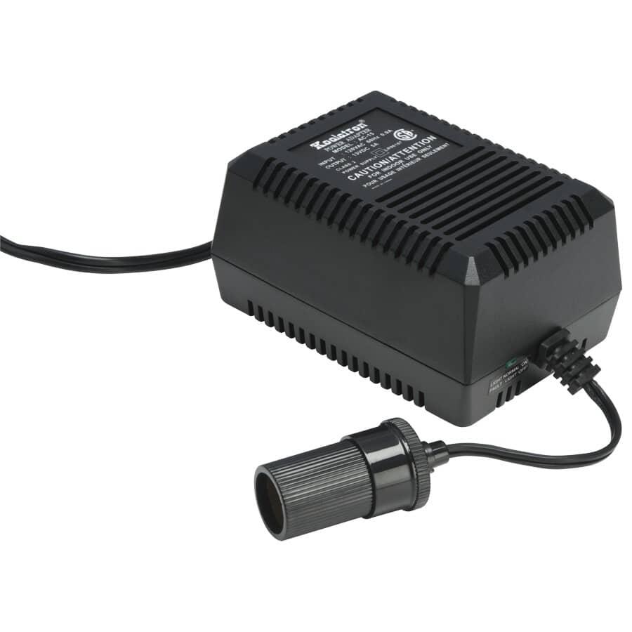 KOOLATRON:AC15 Power Adapter - 110V AC to 12V DC