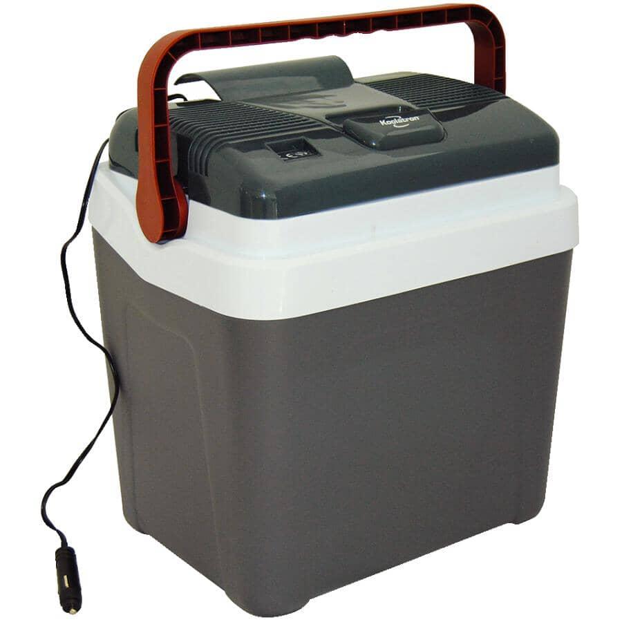 KOOLATRON:Glacière électrique portative P25 Fun Kool de 12 V, capacité de 24,6 L