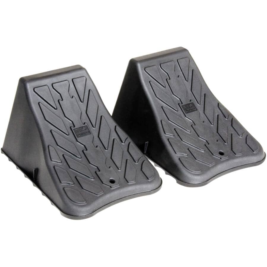REESE TOWPOWER:Wheel Chock Wedges - 2 Pack