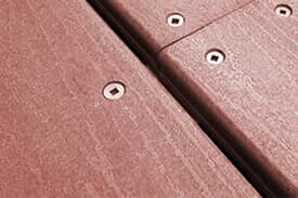 Picture of composite decking